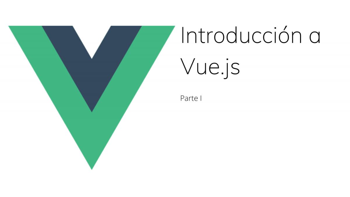 Introducción a Vue.js